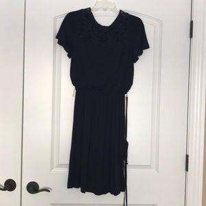 Lace upper dress
